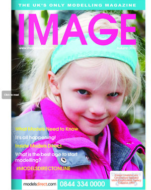 Models Direct IMAGE magazine